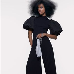 Zara Tops - Zara combination knit top